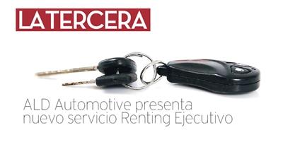 ALD Automotive presenta nuevo servicio Renting Ejecutivo – La Tercera