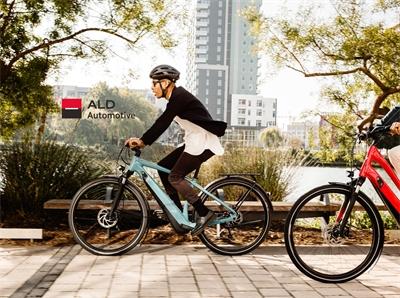 Lanzan primer leasing operativo de bicicletas eléctricas en Chile